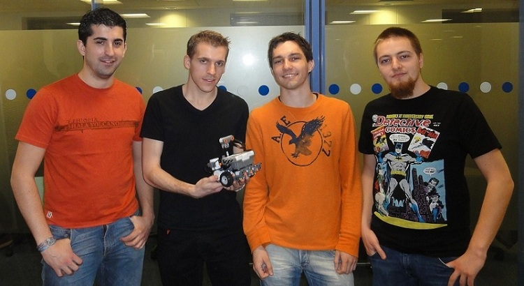 Imperial College Robotics Competition 2012